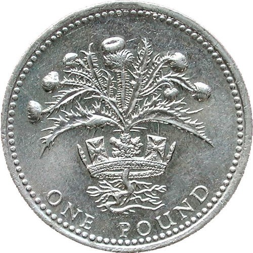 1984 One Pound | Check Your Change