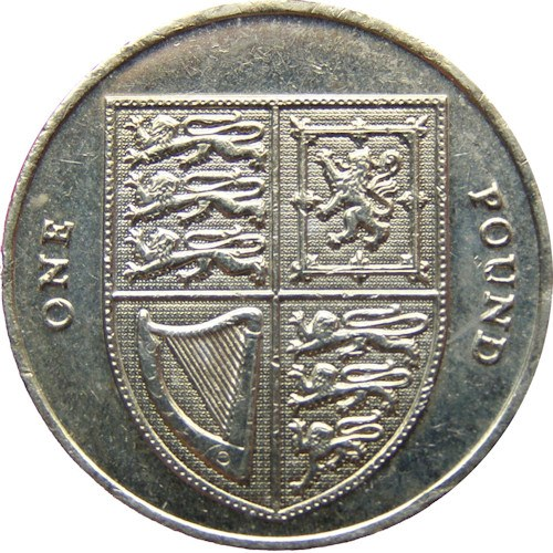 2014 pound coin