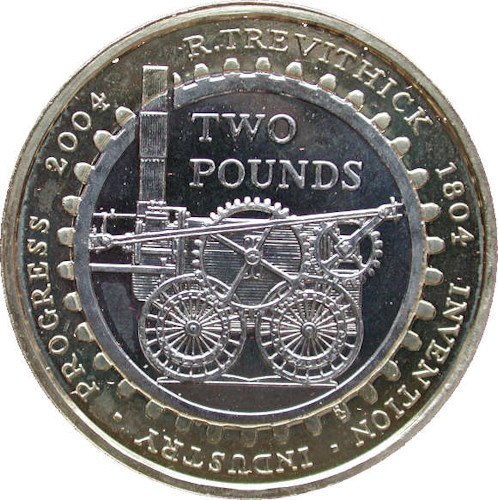 2004 Two Pounds Check Your Change