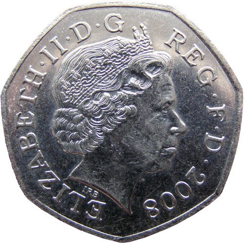 2013 Fifty Pence | Check Your Change