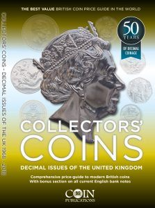 UK decimal coins book