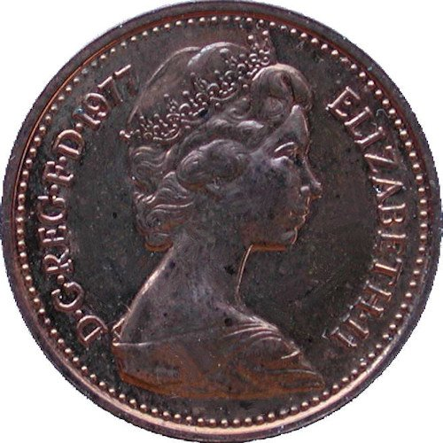 Half Penny Coins | Check Your Change