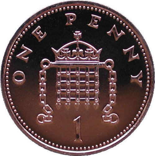 None Of Above >> 1p Coins in Circulation   Check Your Change
