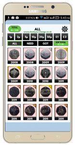 UK decimal coins app