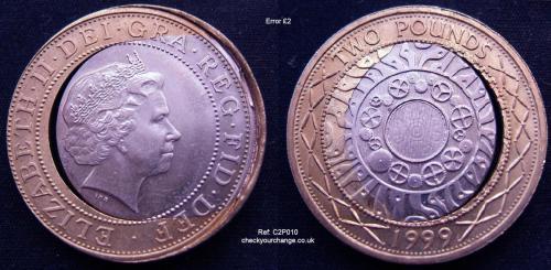 £2 Error, Ref: C2P010
