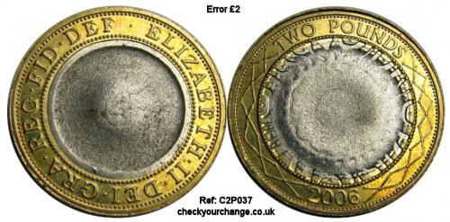 £2 Error, Ref: C2P037