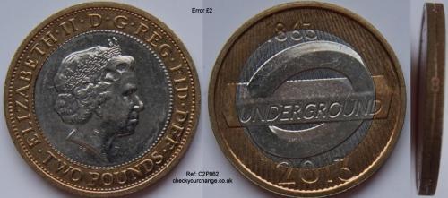 £2 Error, Ref: C2P062