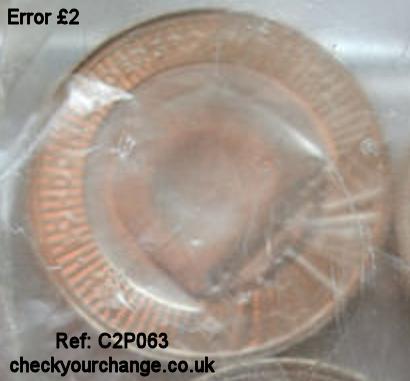 £2 Error, Ref: C2P063