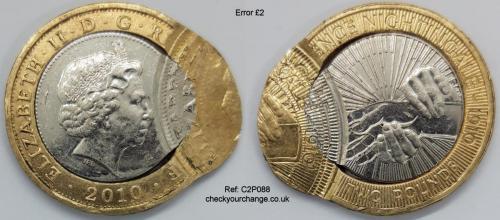 £2 Error, Ref: C2P088